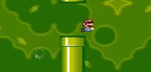 MarioFlappyBirdFeat