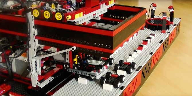 lego-mindstorms-projects