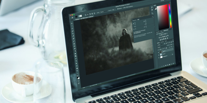 create-spooky-vintage