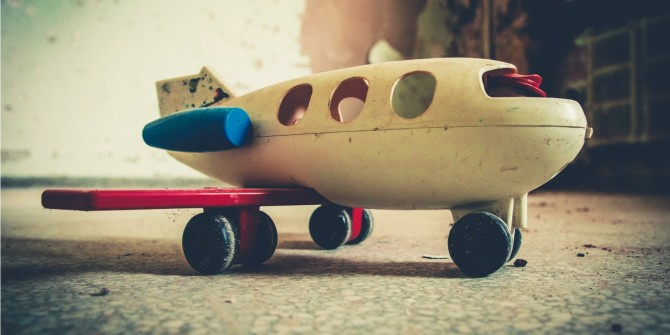 grounded-plane-toy