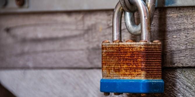 rusty-padlock