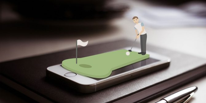 mobile-mini-golf