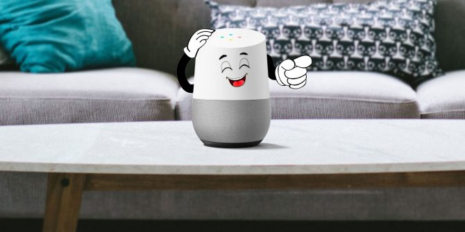 funny-google-home