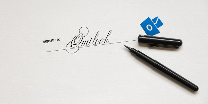 oulook-signature