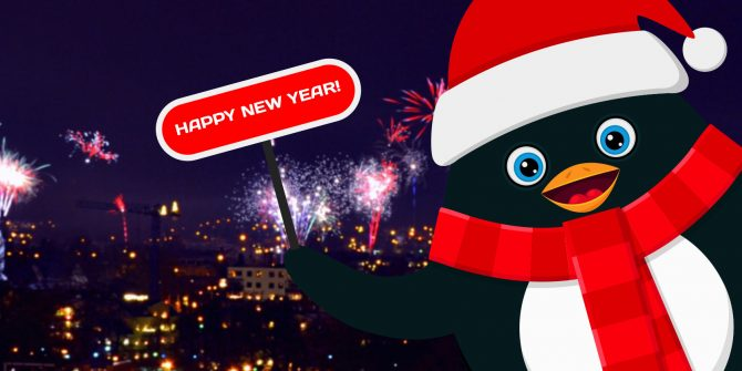 linux-new-year