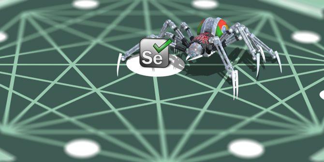 selenium-web-crawler