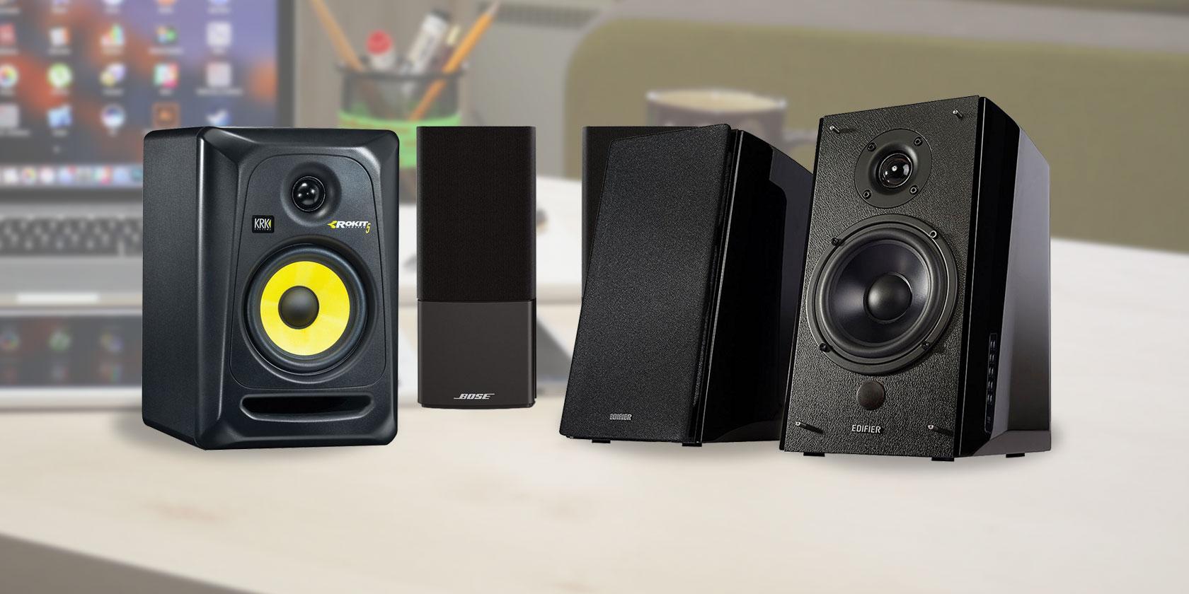 best-desktop-speakers