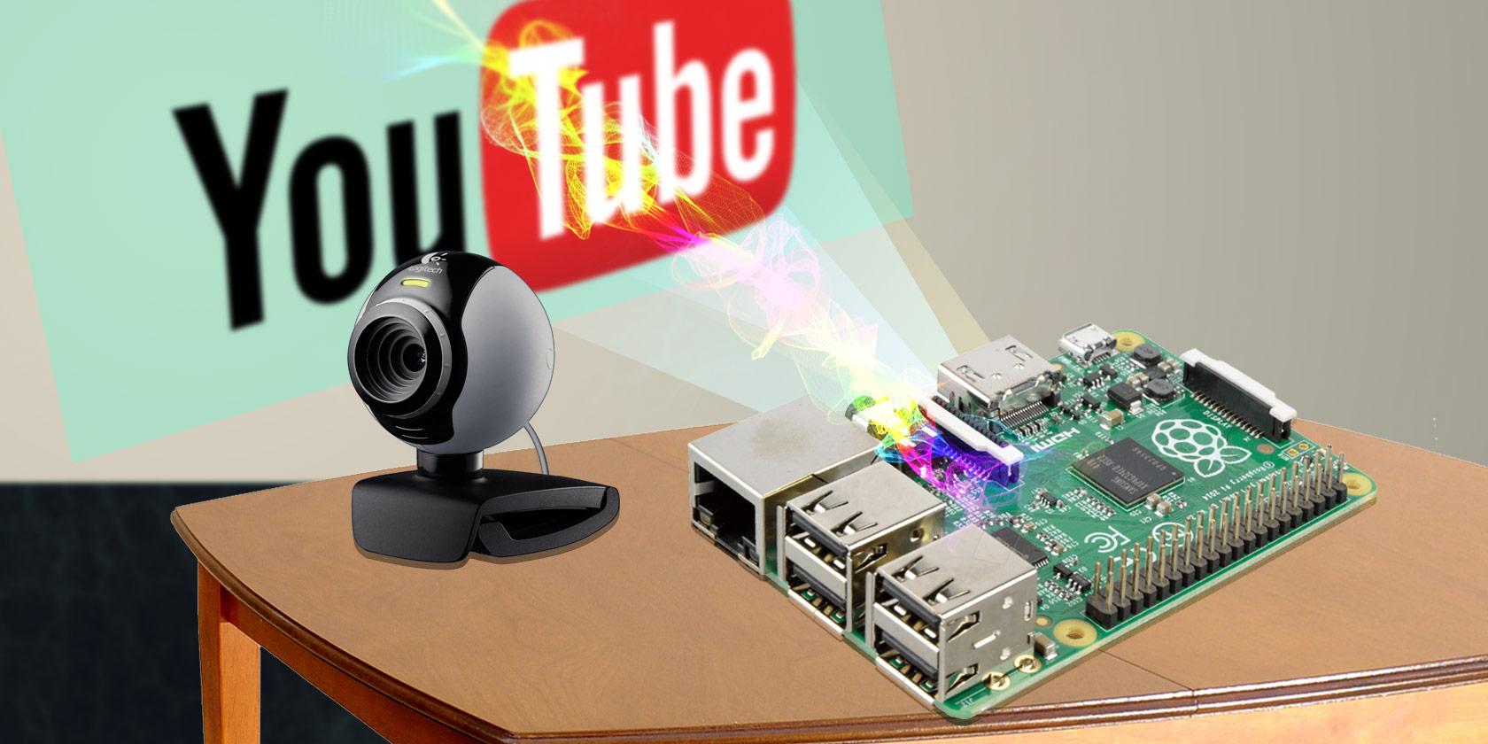 stream-youtube-raspi