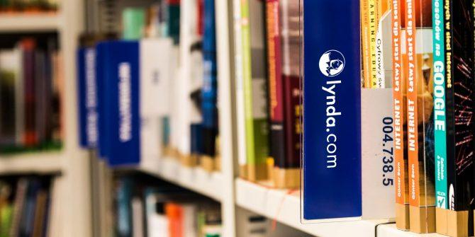 use-lynda-library