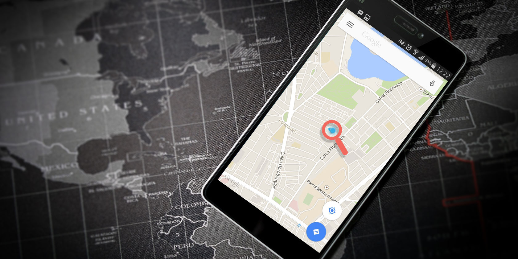 google-maps-features-android