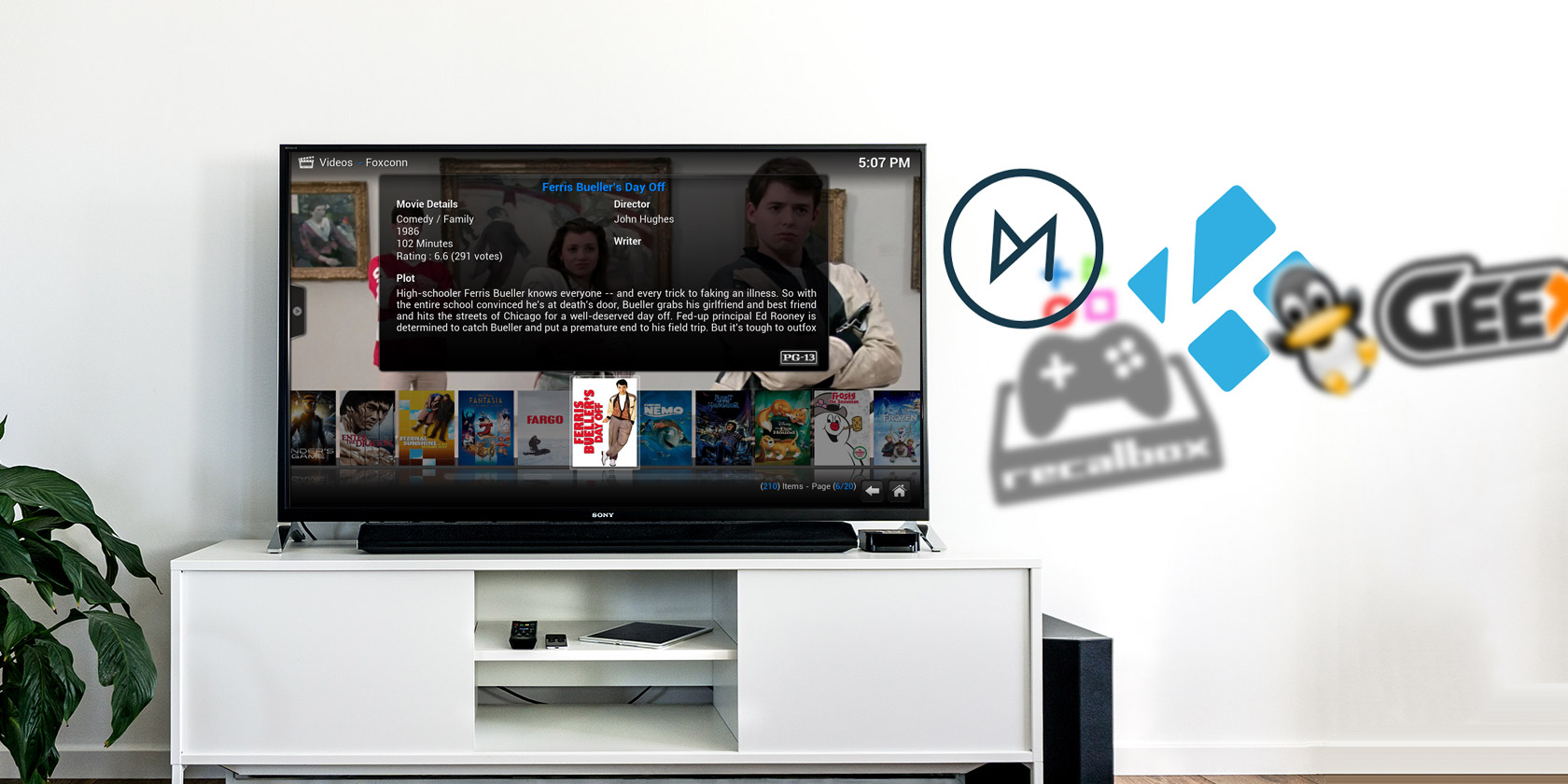 linux-media-center-distros