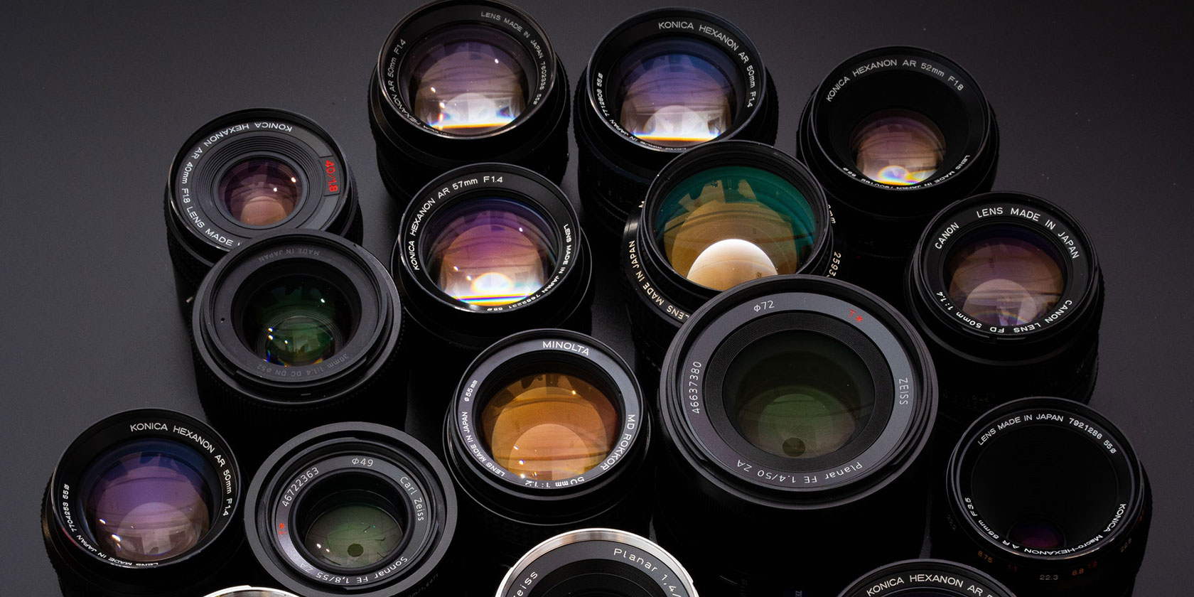 Choose the right lens for your camera